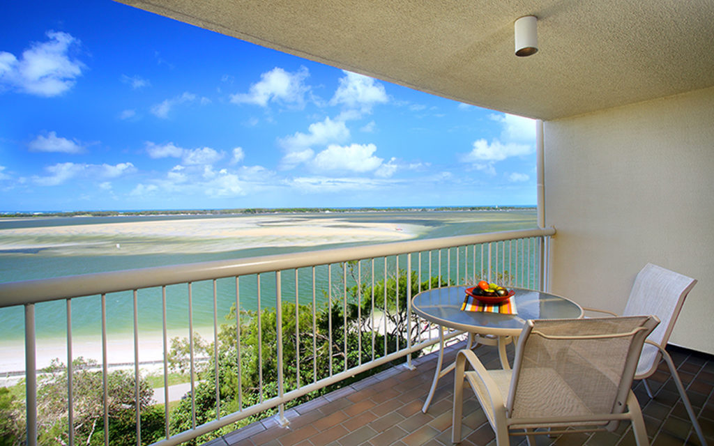 1 bedroom Caloundra holiday apartments Sunshine Coast