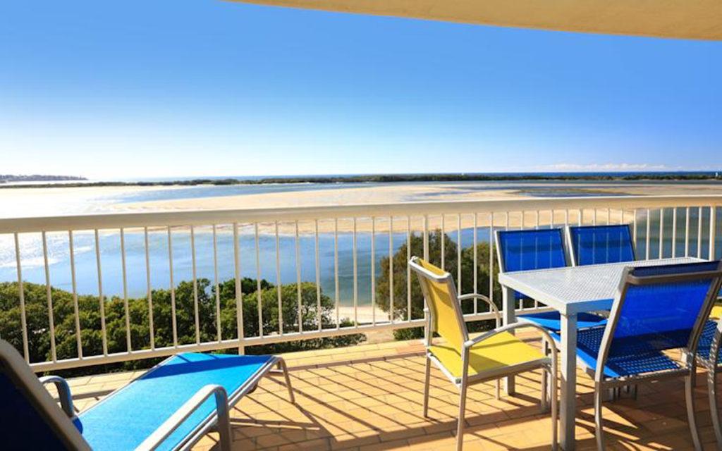 Caloundra Beach Family Ocean View Apartments