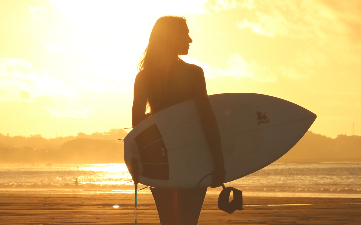 Caloundra offers plenty of popular surfing Spots